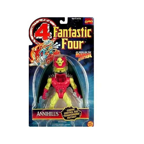 Fantastic Four Annihilus Action Figure - 1