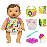 Baby Alive Changing Time Baby - Brunette