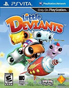 Little Deviants - PlayStation Vita by Sony Computer Entertainment