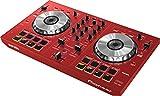 Pioneer パイオニア DJコントローラー レッド DDJ-SB-R