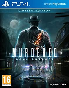 Murdered: Soul Suspect Limited Edition (PS4)