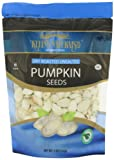 Kleins Naturals Dry Roasted Unsalted Pumpkin Seeds, 5-Ounce (Pack of 6)