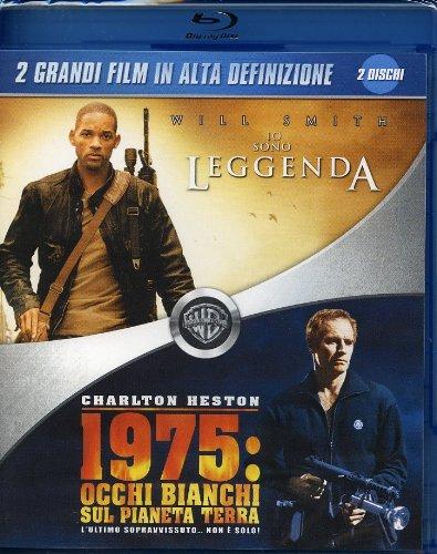 Io sono leggenda + 1975: Occhi bianchi sul pianeta terra [Blu-ray] [IT Import]
