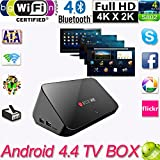 X-Deals Miracast DLNA Airplay Android 4.4 TV Box Media Player US Plug