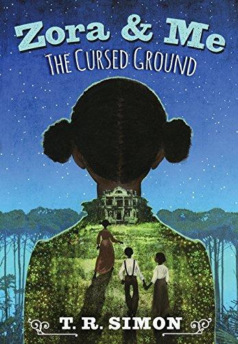 Zora and Me The Cursed Ground [Simon, T.R.] (Tapa Dura)