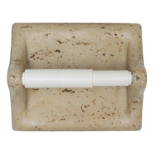 Daltile Bath Accessories Toilet Paper Holder Resin Dark Travertine