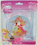 Disney Princess Tiana, Belle & Sleeping Beauty Blue Night Light