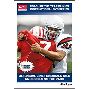 Defensive Line Fundamentals and Drills Vs the Pass movie