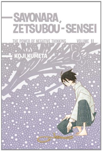 Sayonara, Zetsubou-Sensei 11: The Power of Negative Thinking