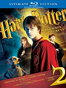 Harry Potter and the Chamber of Secrets: Ultimate Edition [Blu-ray]