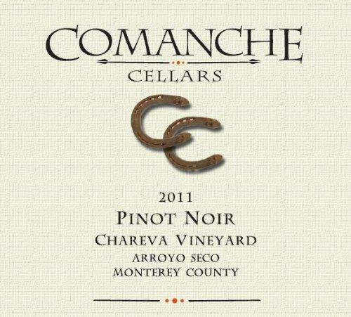 2011 Comanche Cellars Chareva Vineyard Pinot Noir 750 Ml