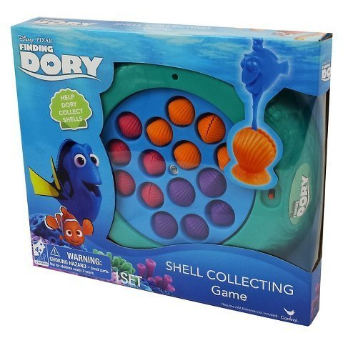 New Finding Dory Shell Collecting Game