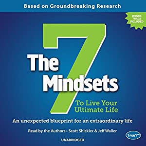 The 7 Mindsets to Live Your Ultimate Life Audiobook