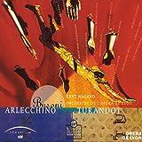 Busoni: Arlecchino / Turandot