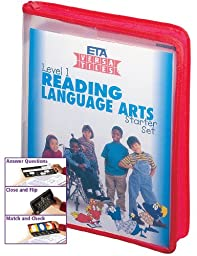 VersaTiles Level 1 Reading/Language Arts Starter Set
