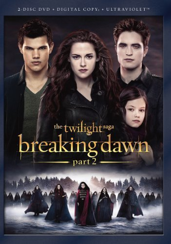 The Twilight Saga: Breaking Dawn - Part 2 [DVD + Digital Copy + UltraViolet] by Summit Entertainment (Breaking Dawn Part 2 compare prices)