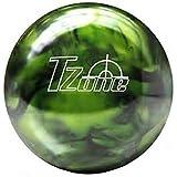 Brunswick TZone Green Envy Bowling Ball