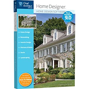 Chief Architect Home Designer 9 0 Old Version Home Design Software