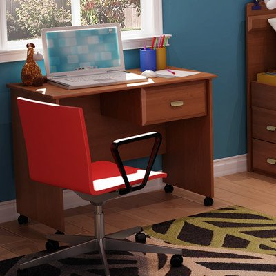 Small Bedroom Desk front-405688