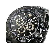 ジョンハリソン JHARRISON 腕時計 メンズ 自動巻き JH018-BKBK
