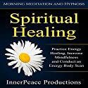 Spiritual Healing: Practice Energy Healing, Increase Mindfulness and Conduct an Energy Body Scan Speech by  InnerPeace Productions Narrated by  InnerPeace Productions
