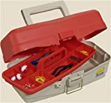 Plano One Tray Take Me Fishing Tackle Box with Tackle
