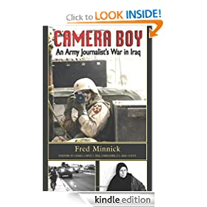 Kindle Daily Deal: Camera Boy: An Army Journalist's War in Iraq