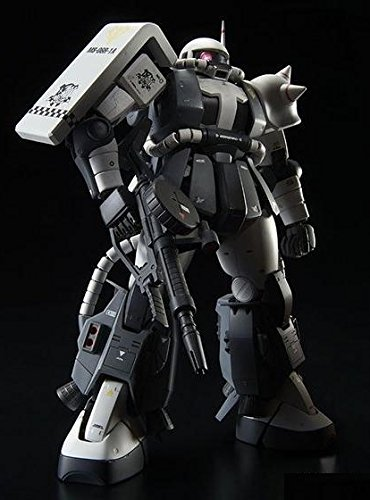 MG 1/100 MS-06R-1A エリック・マンスフィールド専用ザクII