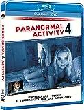 Paranormal Activity 4 (BD + DVD) [Blu-ray]