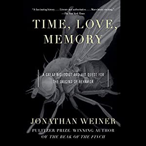 Time, Love, Memory Audiobook