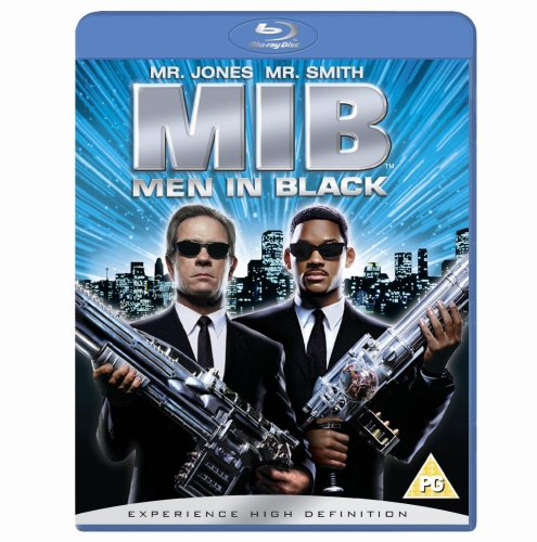 Men in Black [Blu-ray] [UK Import]