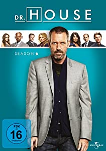 Dr. House - Season 6 [6 DVDs]