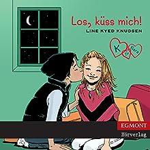Los, küss mich! (K für Klara 3) (       ungekürzt) von Line Kyed Knudsen Gesprochen von: Giannina Spinty