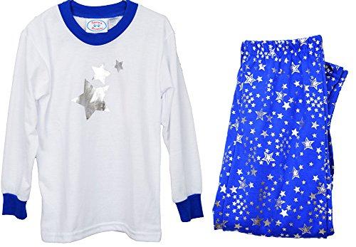 Sara'S Prints Starry Night Pajamas front-656872