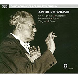 Artur Rodzinski Great Conduct