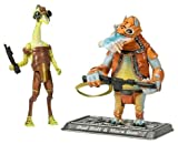 Star Wars Saga Collection #051 Dud Bolt and Mars Guo