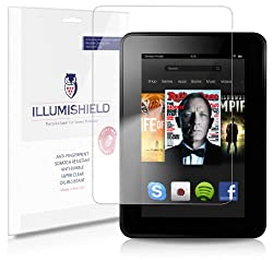 iLLumiShield - Amazon Kindle Fire HD 7