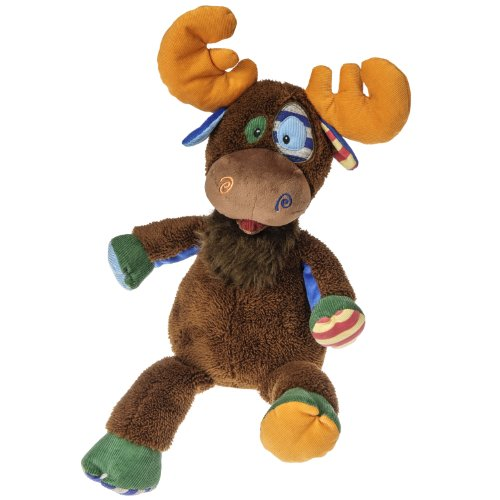 "Mary Meyer Rough & Tumbles 17"" Uncle Ethan Moose Plush front-888854"