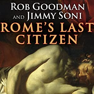 Rome's Last Citizen Audiobook