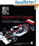 Inspired to Design: F1 cars, Indycars...