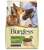 Burgess Sensitive Adult British Lamb and Rice 2 Kg