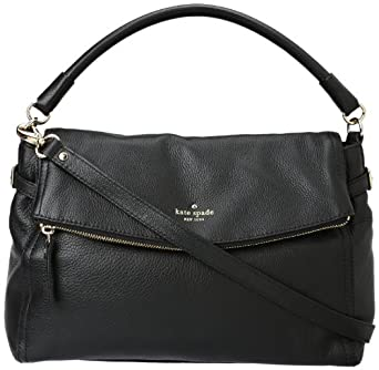 Kate Spade New York Cobble Hill Little Minka  Hobo,Black,One Size