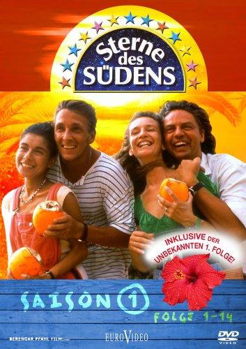 Sterne des Südens - Season 1, Episode 01-14 (4 DVDs)
