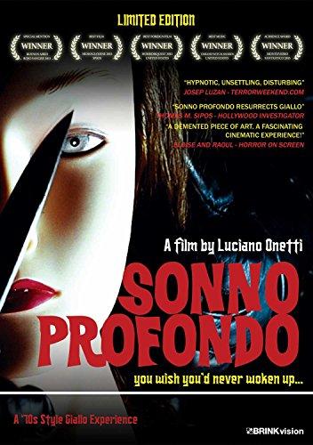DVD : Sonno Profondo (deep Sleep)