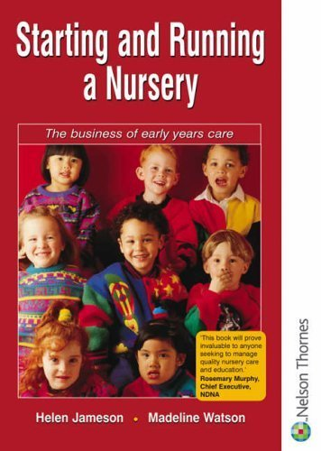 Starting A Nursery