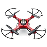 Pacoco JJRC H8D 6-Axis Gyro 5.8G FPV RC Quadcopter HD Camera Drone With Monitor