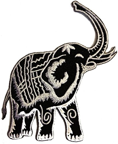 elephant-thai-applique-embroidered-iron-on-patch-esotherik-animals-zoo-animals-childrens-patch-stain