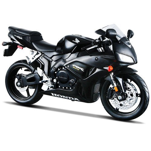 Honda CBR 1000RR Motorcycle Model Black 1:12 Scale by Maisto (Honda Models compare prices)