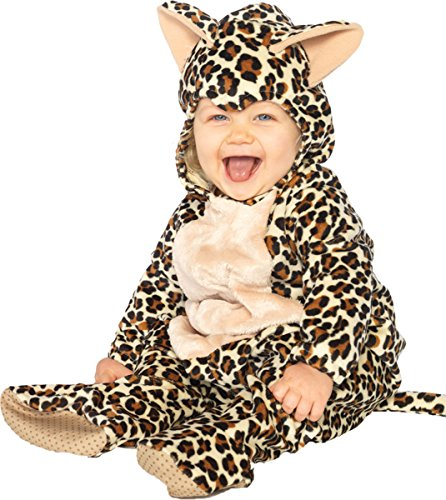Infant Costume: Anne Geddes Baby Leopard 12-18m