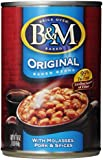 B&M Original Baked Beans, 16 Ounce (Pack of 12)